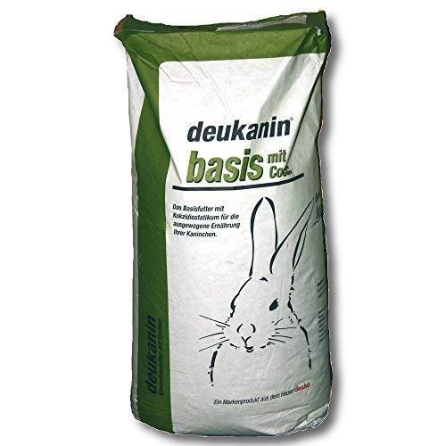 Deukanin Basis Kaninchenfutter m. Cocc 25 kg
