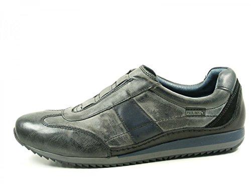 Pikolinos M2A-6061DT Liverpool Chaussures Mocassins homme Schwarz Kombi
