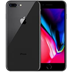 "Apple iPhone 8 Plus - Smartphone (14 cm (5.5""), 64 GB, 12 MP, iOS, 11, Gris)"