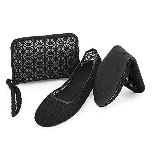 CatMotion Paris Zapatos Plegables, M 38/39 EU, 5/5.5 UK