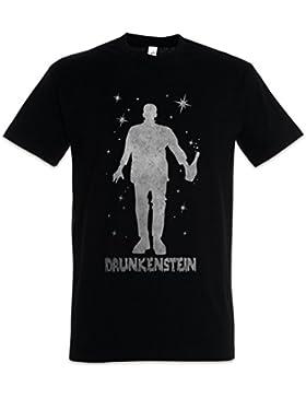 Urban Backwoods Drunkenstein T-Shirt – Tamaños S – 5XL
