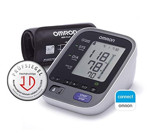 Omron M700 Intelli IT Automatisches Oberarm-Blutdruckmessgerät
