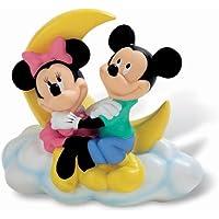 Preisvergleich für Spardose Mickey Minnie Disney mond