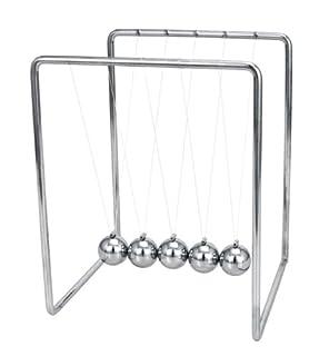 Zeon Newton's Cradle Executive Desktop Toy (B002BWOR9A) | Amazon price tracker / tracking, Amazon price history charts, Amazon price watches, Amazon price drop alerts