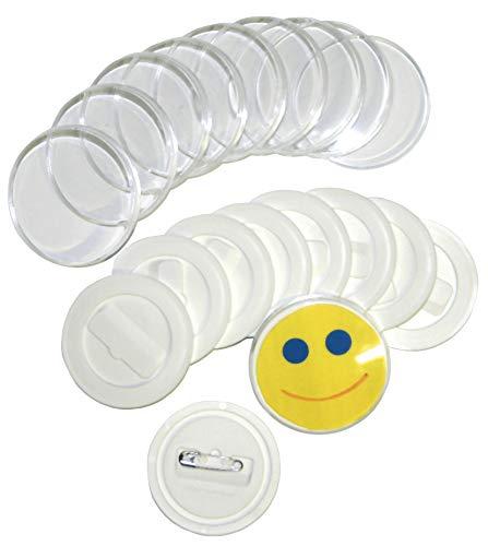 Eduplay Buttons mit Anstecknadel 10er Set