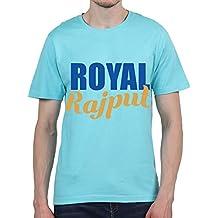Ruffty Cricket Premier League Tees- Royal Rajput - Unisex Cotton T Shirt