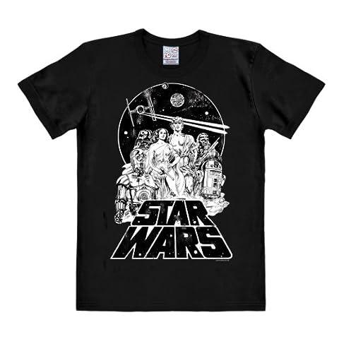 T-Shirt Krieg der Sterne - Classic - Star Wars -