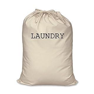 60 Second Makeover Limited Laundry Bag 100% Natural Cotton Home Storage Organisation Washing Basket