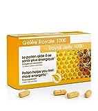 Gelée Royale 1000 I Réduit la fatigue I Défenses Naturelles I Vitalité et Immunité - 30 Comprimés