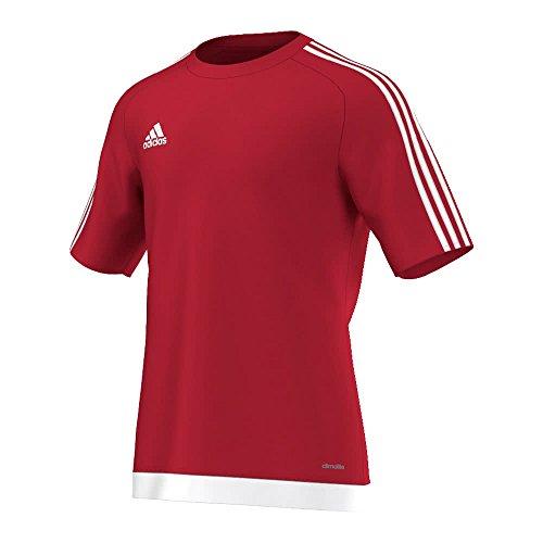 adidas Kinder Trikot Estro 15 power red/white 116