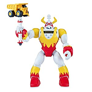 Massive Monster Mayhem Juguete Color Yellow, Red, Grey Alpha Group Co, Ltd EU666133