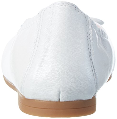 Unisa Dino_17_n, Ballerines Fille Blanc (Blanco)