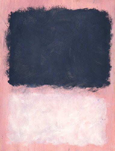 Metallic Abstract Print (Untitled 1967 by Mark Rothko Abstract Metallic Print Poster 18x24 by The Picture Peddler Inc.)
