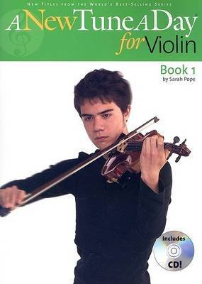 [A New Tune a Day Book 1 Violin Book/CD USA Edition] (By: Sarah Pope) [published: July, 2014]