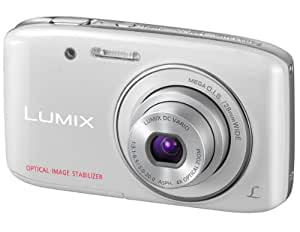 Panasonic Lumix DMC-S2EF-W Appareil photo numérique 14.1 Mpix Blanc