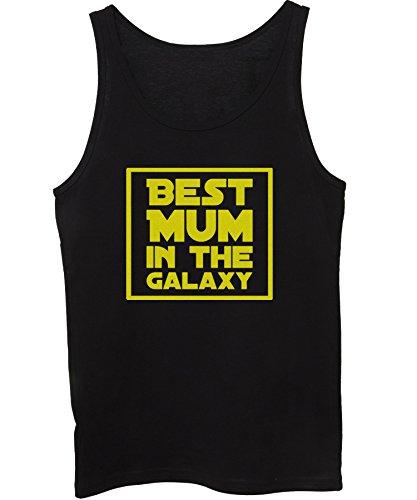 New indastria canotta unisex star wars best mum mamma - xxl-nera