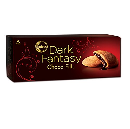 Sunfeast Dark Fantasy Choco Fills, 75g