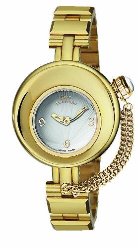 john-galliano-r1553101745-montre-femme-quartz-analogique-bracelet-acier-inoxydable-dore