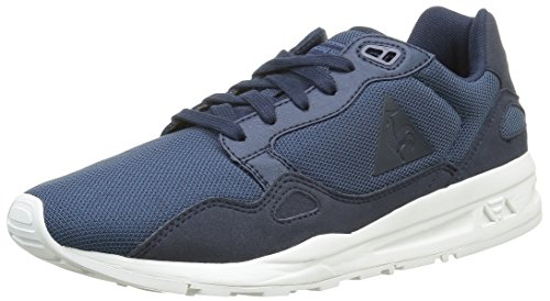 Le Coq Sportif Lcs R900 Poke, Baskets Basses Mixte Adulte Bleu (Dress Blue/Real Teal)