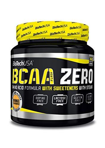2 x Biotech USA BCAA Zero, 360g Dose, Kiwi-Limette (2er Pack)