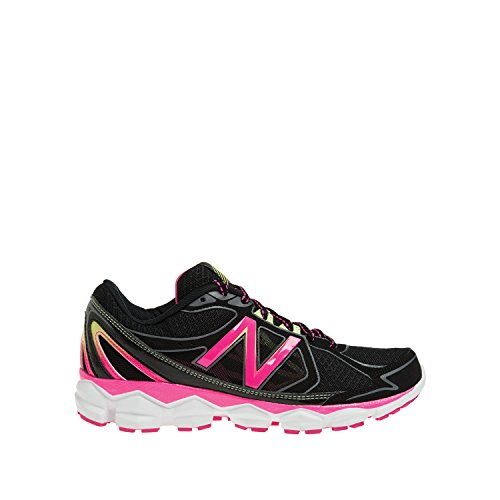New Balance , Baskets mode pour femme noir noir One Size Black
