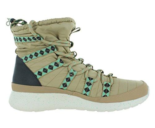 Nike Rosherun Sherpa-Schuh-GröÃ?e 5 Grün