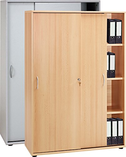 Büroschrank aus holz  Holzschrank Ein Aktenschrank aus Buche, Eiche oder Kiefer.