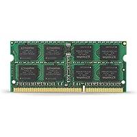 تقنية كينجستون 8 جيجابايت 1600 ميجاهرتز DDR3 Non-ECC CL11 SODIMM PC Memory (KVR16S11/8)