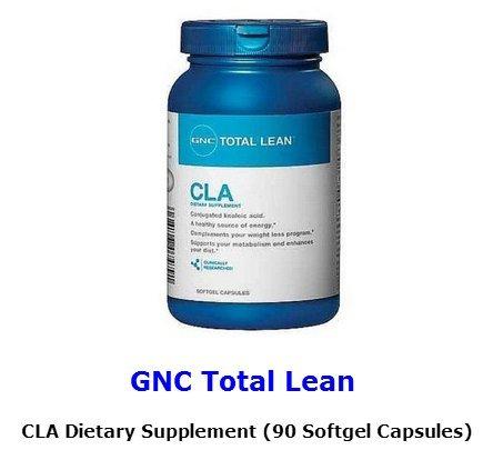 gnc-total-lean-cla-nahrungserganzungsmittel-90-softgel-kapseln