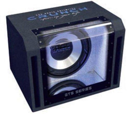 Crunch GTS400 Single-bandpass-subwoofer-system