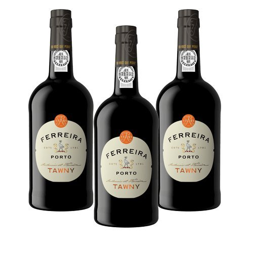 Portwein Ferreira Tawny - Dessertwein - 3 Flaschen