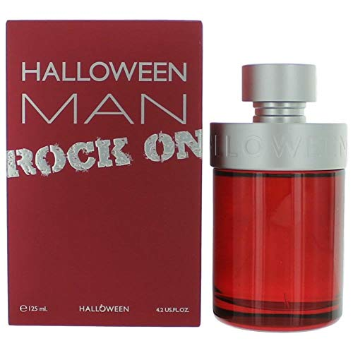 DEL POZO Halloween Man Rock On Set Eau de Toilette, 125 ml + Urban V. Case