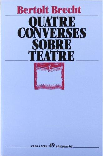 Quatre converses sobre teatre. La compra del llautó