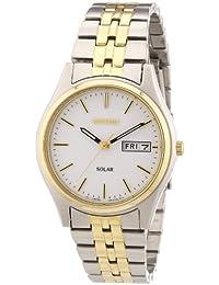 Seiko Herren-Armbanduhr Solar SNE032P1