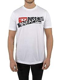 Diesel 00SWCM 0CAT FEDEZ-LMT T-Shirt E Canotte Unisex 7116f397aefd