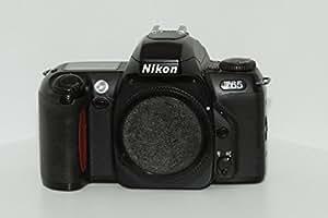 Nikon F65 Spiegelreflexkamera schwarz (nur Gehäuse)