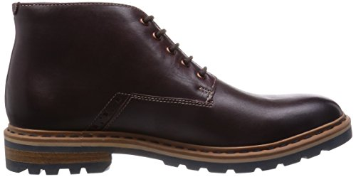 Clarks Dargo Lo, Bottes homme Marron (Chestnut Leather)