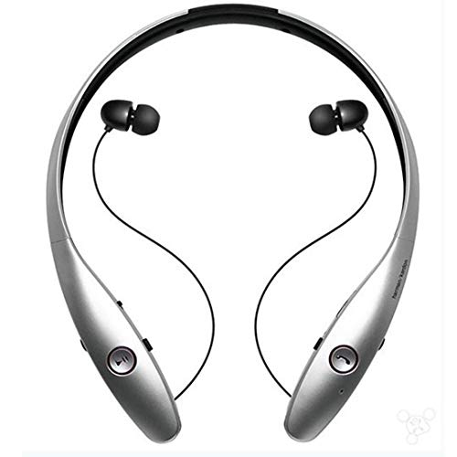 HBS-900 Wireless Headset Bluetooth Headset Stereo Bluetooth Bluetooth 4.0 Apple Android Universal , Silber (Bluetooth-headset Hbs-900)