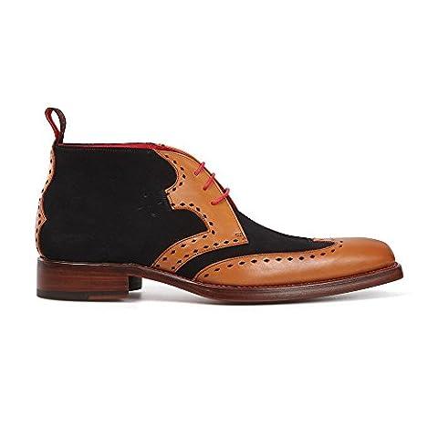 Mens Brown Dexter Monster Boot - 10