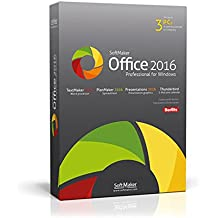 SoftMaker Office Professional 2016 for Windows (PC)