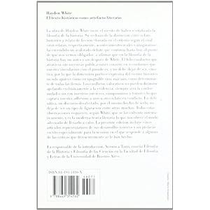 El texto histórico como artefacto literario: Introducción de Verónica Tozzi (Pensamiento Contemporáneo)