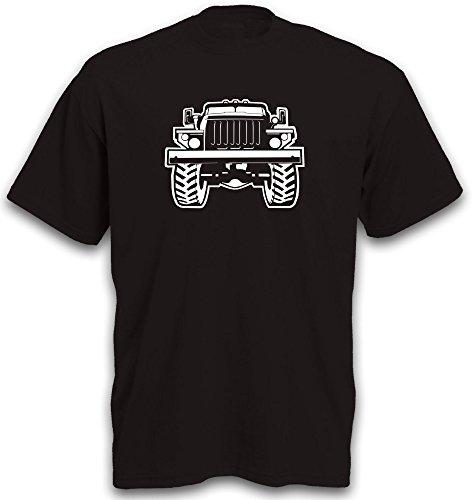 T-Shirt Ural 375 URAL375 LKW Motiv Shirt Offroad Trial Gr. S -