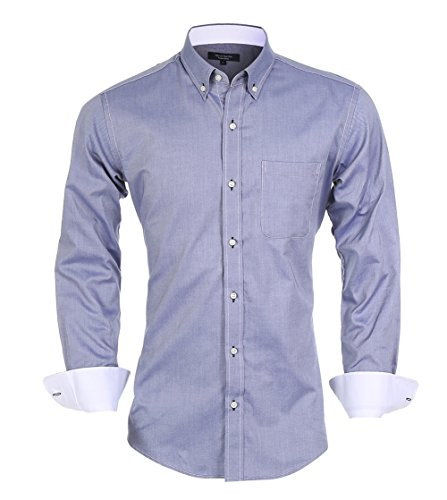YEAR IN YEAR OUT Finest Quality 100% Cotton Mens Shirt Slim Fit Shirt