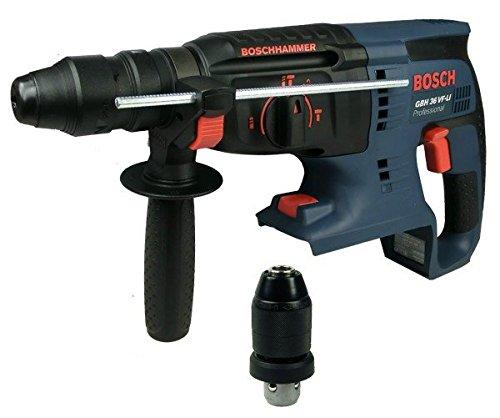Preisvergleich Produktbild Bosch GBH 36 VF-LI Akku Bohrhammer ---Solo--- ohne Akku und Ladegerät