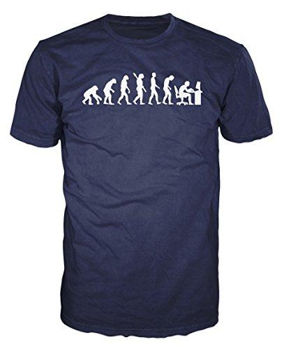 haddaway-t-shirt-uomo-blu-blu-x-large