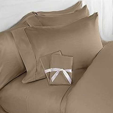Elegante Comfort 1500 3 fili Ultra morbido Coziest-Set copripiumino, talpa,