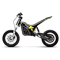 KUBERG Kinder Electric Trial Bike, Black, M