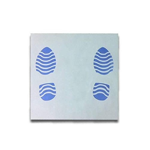 JBM 50409 - Fundas posapies anónima en papel