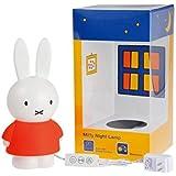 Miffy lámpara LED Noche Lámpara de mesa 31cm (Naranja)...