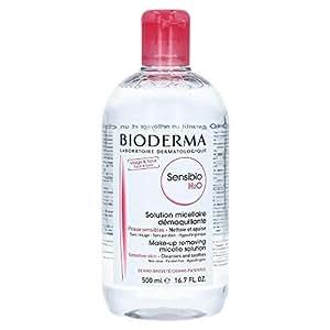 BIODERMA BIODERMA - CREALINE H2O Mizellarlösung für empfindliche Haut 500 ml - unisex, 1er Pack (1 x 500 ml)